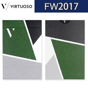 Virtuoso осень зима 2017 FW17 игральные карты новое издание Премиум кардистри колода покер волшебные карты игры фокусы реквизит