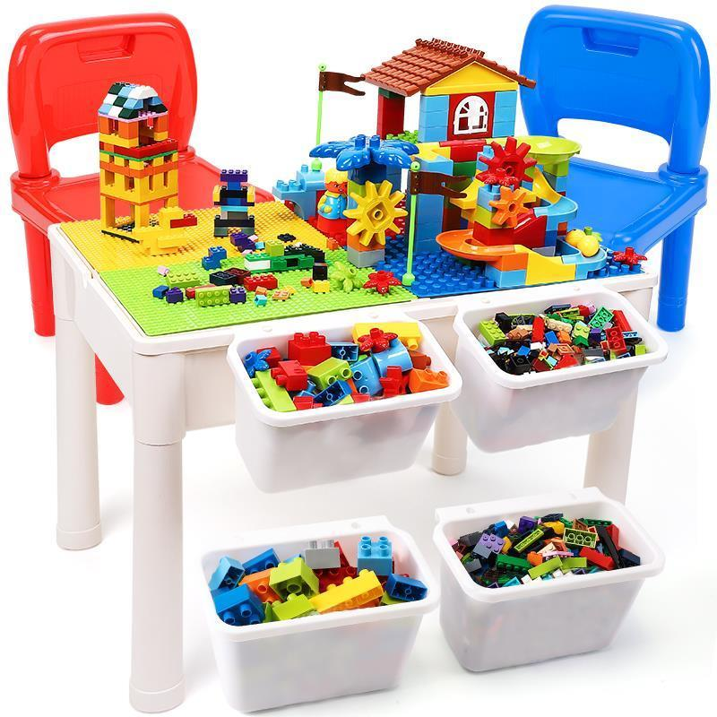 Y Infantiles Estudio Estudo Avec Chaise Tavolino Bambini Mesa De Plastico Game Kindergarten Bureau Enfant Study For Kids Table