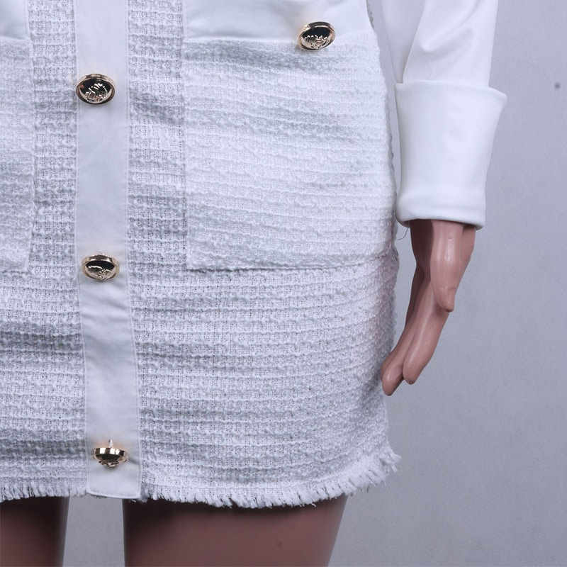 VÁY ĐẦM Cho Nữ Công Sở Thanh Lịch Nữ Mini Áo Đầm Top Thun Miếng Dán Cường Lực Cổ Gập Điện Đơn Nữ Vestidos