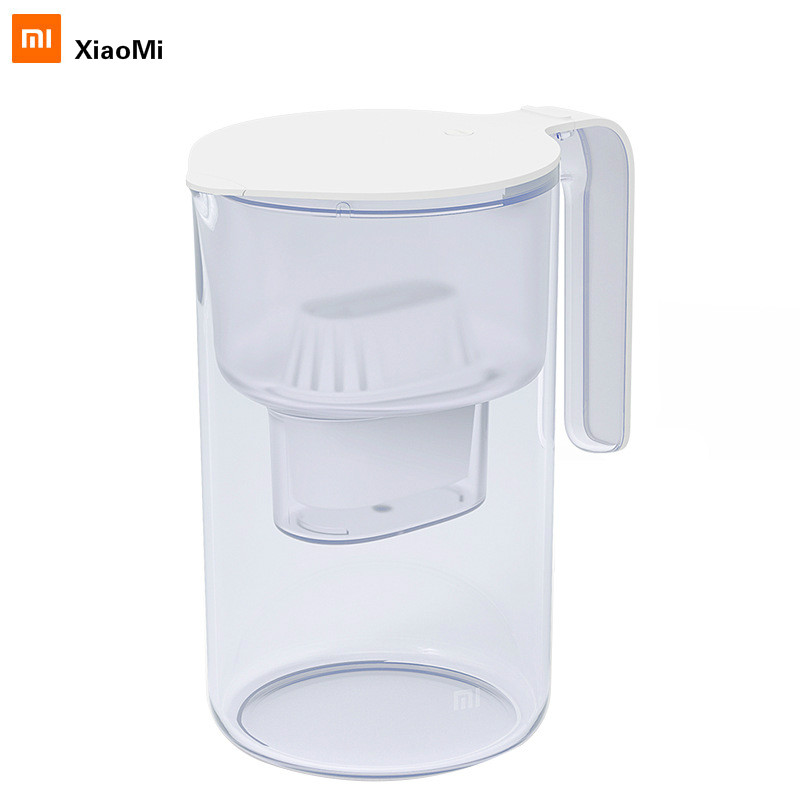 Xiaomi MiJia 2l The Filter Kettle FilterMultiple Filtering for Water To Drink Fresh Clean Water Purifier Drinking Water Filter