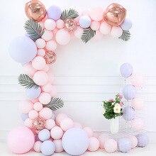 Пластиковая полоска для воздушных шаров Арка зажимы для воздушных шаров аксессуары держатель воздушный шар для вечеринки на день рождения арочный комплект Свадебная вечеринка Декор Рождество