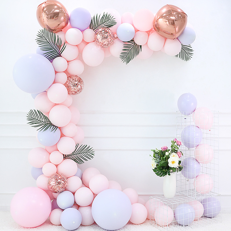 Plastic Balloon Chain Arch Clips Balloons Accessories Holder Birthday Party Balloon Arch Kit Wedding Party Decor Christmas