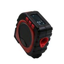 цена на 3-in-1 Digital Multi-function Measure Tape Infrared Laser Distance Meter Measuring Tool Range Finder Roll Cord Mode Gauge Tool