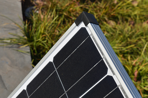 Image 5 - 100w 18V זכוכית נוקשה סלולרי Monocrystalline פנל סולארי עבור 12/24 וולט סוללה מטען Panneau Solaire RV סירה הביתה 200w 300w 400w