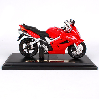 Maisto 1/18 1:18 Scale Honda VFR Motorcycles Motorbikes Diecast Display Models Birthday Gift Toy For Boys Kids maisto 1 18 1 18 scale ducati 848 motorcycles motorbikes diecast display models birthday gift toy for boys kids