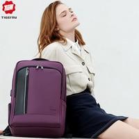 Tigernu charging urban 15.6 inch laptop backpack male RFID antitheft bag for school travel business women back pack
