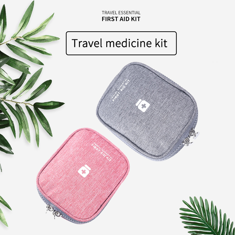 Plein Air Portable Voyage Premiers Soins Trousse de Survie durgence Sac Sauvetage M/édical Pochette /Étui Pochette M/édicale Tactique