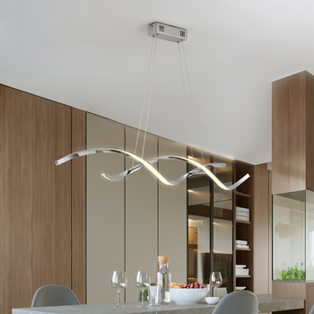 Chrome Gold Plated Hanging NEW Modern Pendant Lights For Dining Room Kitchen Room Home Deco Pendant Lamp Fixture luminaire modern aluminum iron metal pendant lights gold silver black white nordic designer plated ring pendant lamp for home room pll 769
