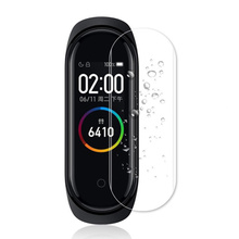 2019 New Screen Protectors for Xiaomi Mi Band 4 Anti-fingerprint Protective Films for Smart Miband 4 Bracelet MiBand 4 cheap centechia smart watch automatic repair anti-fingerprint HD scratch-resistant Support
