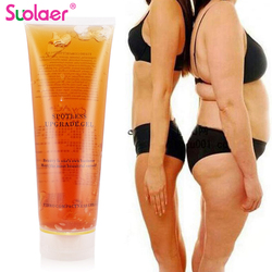 4PCS Conductive Gel for Ultrasound Cavitation EMS Body Slimming Massager Cream Weight Loss Anti Cellulite Fat Burner Massage Gel