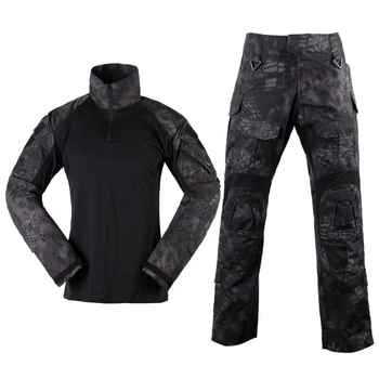 G3 GEN3 Tactical Uniforms Men Camouflage Military Clothing Sets Airsoft Paintball Combat Army Security Suits Hunt Shoot Clothes - DISCOUNT ITEM  42 OFF Novelty & Special Use