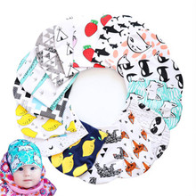 Fashion Newborn Baby Hat Cap for Girls Born Care Infant Toddler Hats Kids Boys Photography Props
