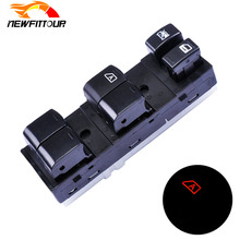 Power Window Lifter Switch Control Button For Nissan qashqai 2007 2008 2009 2010 -2015
