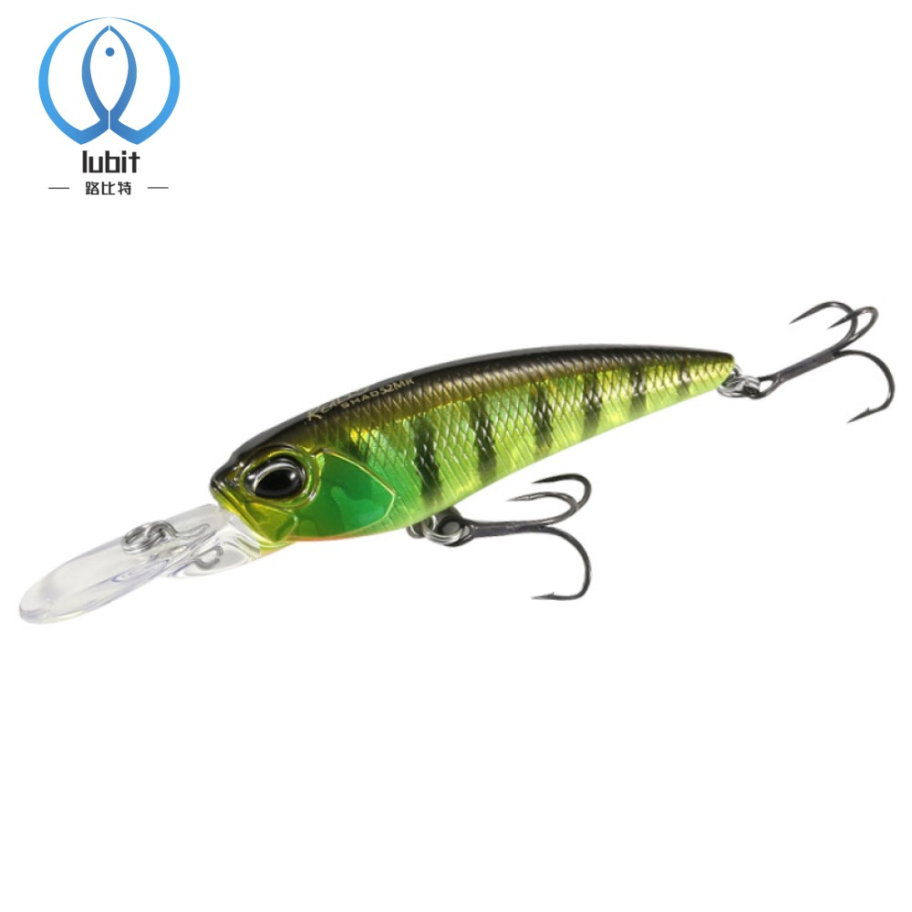 Искусственная рыболовная приманка, 60 мм, 6 г