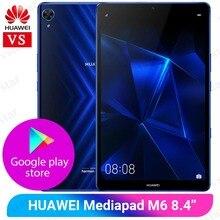HuaWei Mediapad M6 Pro 8.4 بوصة 6 جيجابايت 128 جيجابايت كمبيوتر لوحي كيرين 980 ثماني النواة أندرويد 9.0 وحدة معالجة الرسومات توربو 3.0 جوجل بلاي