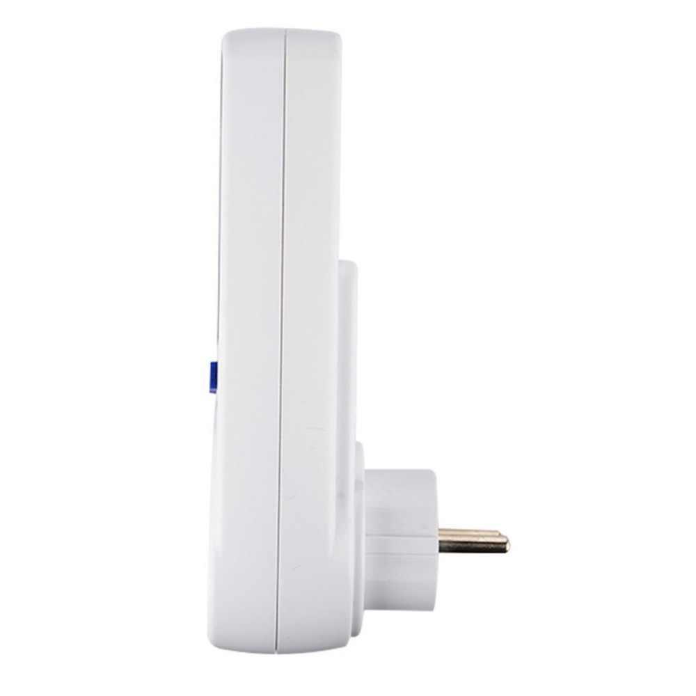 KWE-PMB01 prise de courant numérique tension wattmètre consommation d'énergie Watt compteur d'énergie AC analyseur d'électricité moniteur