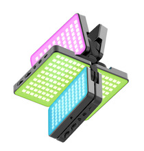 Ulanzi xz 118 складной rgb светодиодный видео Камера светильник