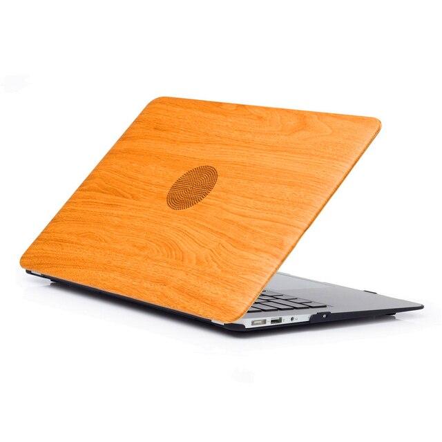 Wood Grain Case for MacBook 2