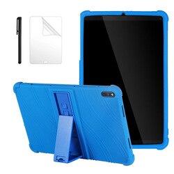 Pour Huawei MatePad T10S 10.8 10.4 T8 2020 MediaPad T5 T3 M5 lite 8.0 10.1 étui enfants béquille souple Silicone tablette couverture