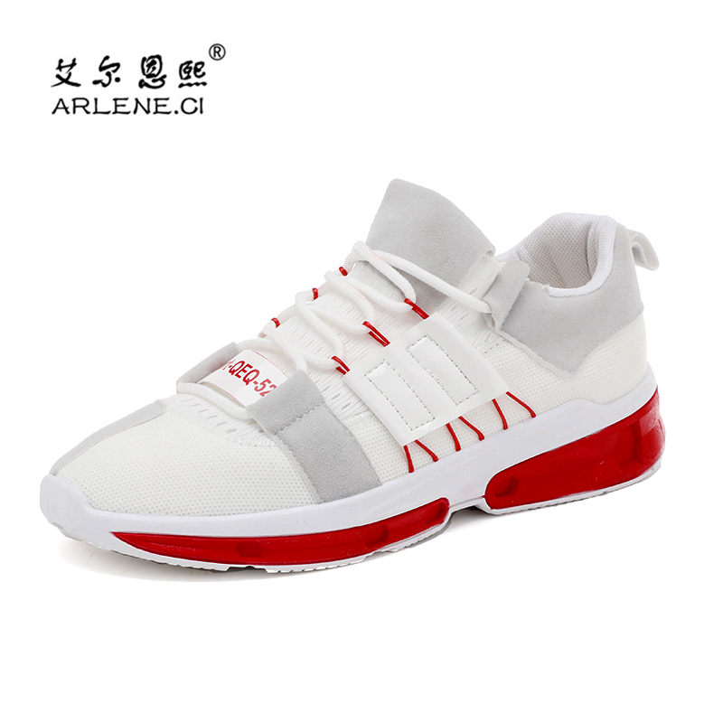 Tennis-Shoes Sneakers Trainers Tenis Deportiva New-Arrival Men Breathable For Outdoor