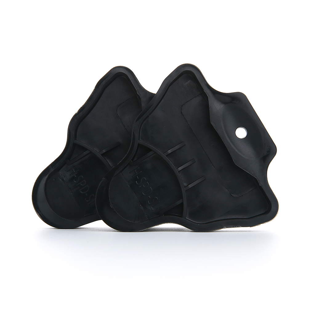 A Pair Of Rubber Cleat Cover Bike Pedal Cleats Covers For LOOK KEO Lock Cleat Covers Dropship