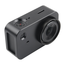Aluminum Alloy Protective Case for Xiaomi Mijia Camera Cage Mount&37mm UV Lens 4K Mini Sport Accessory
