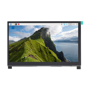 7inch 1024x600 HD Drive Free USB Capacitive Portable HDMI With Bracket Touchscreen Monitor 3B Plus 4B