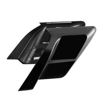 Motorcycle Stretched Extended Side Cover Panel For Harley Touring Street Electra Glide Road King FLHR CVO 2014-2020 2019 for harley side cover
