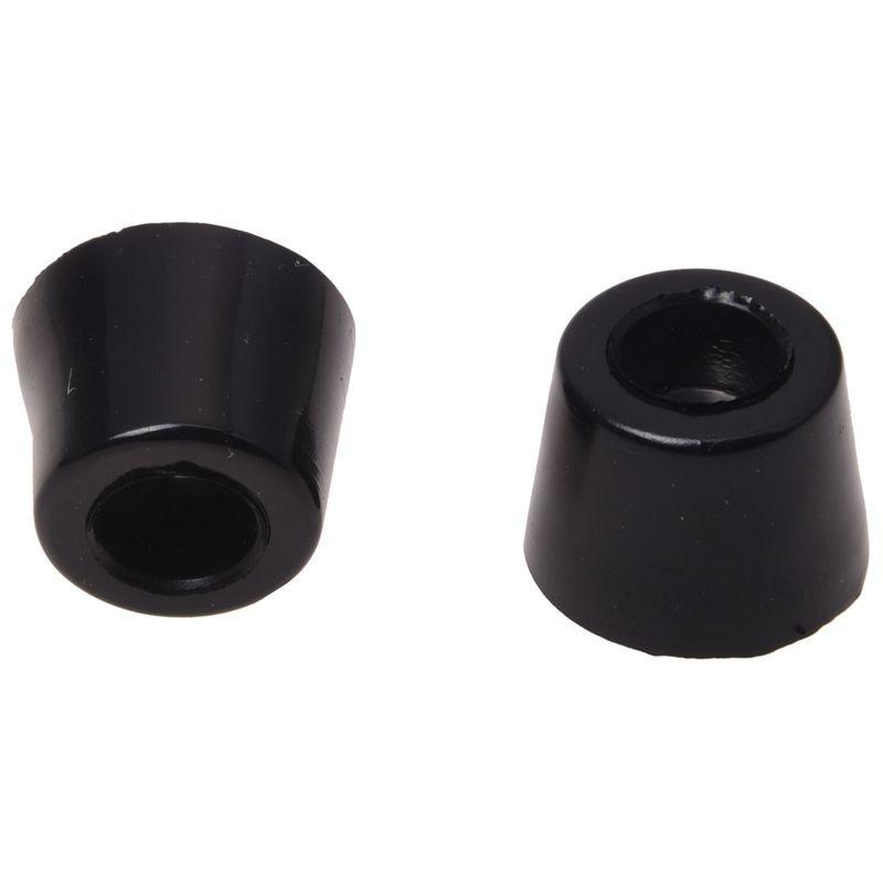 Furniture Table Chair Leg Tips Foot Caps Floor Protector 20 Pcs Black