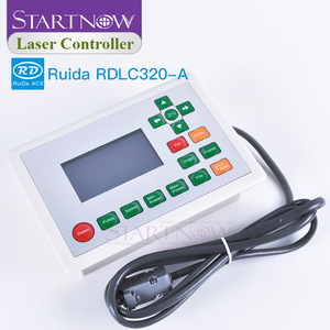 Image 3 - Rd 320 A レーザー制御 dsp カード cnc メインボード ruida RDLC320 A 彫刻機器スペアパーツ CO2 レーザーコントローラシステム