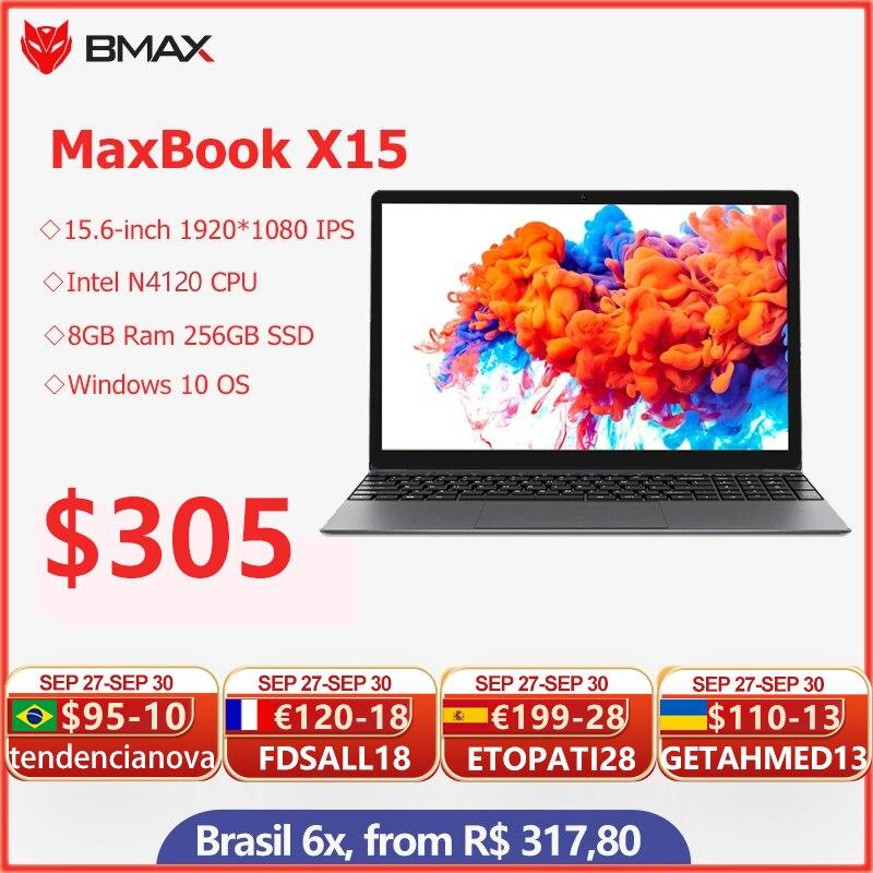 BMAX-X15-laptop-da-15-6-pollici-Intel-4120-CPU-Quad-Core-windows-10-Notebook-1920 Offerta BMAX X15 a 314€, Notebook cinese per OFFICE