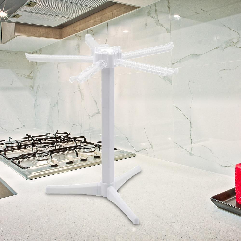 Складная Сушилка для пасты подставка для сушки спагетти сушилка держатель для сушки лапши подвесная стойка инструменты для приготовления макарон кухонные аксессуары Полки и держатели      АлиЭкспресс