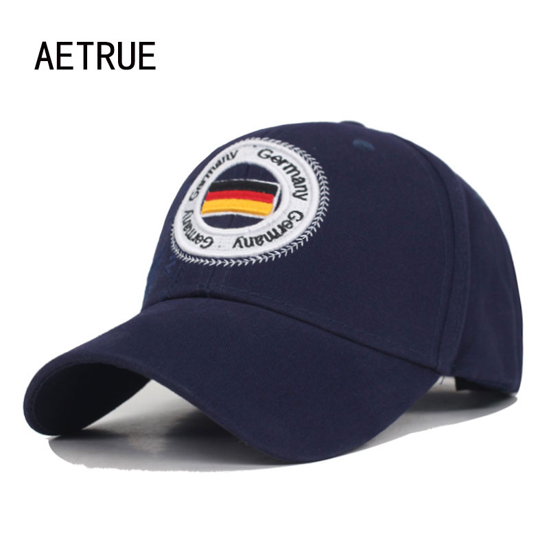 Cotton Germany Flag Brand Men Baseball Cap Women Snapback Caps Hats For Men Bone Casquette Fit Gorras Dad Male Baseball Hat Cap
