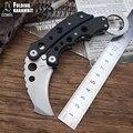 LCM66 мини karambit коготь скорпиона нож открытый кемпинг джунгли выживания битва портативный фиксированный нож коллекция охотничьи ножи