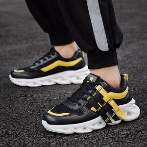Image 3 - Smorzamento di esplosione di super scarpe DELLUNITÀ di elaborazione ammortizzazione velocità da corsa scarpe da basket competitivo piatto scarpe casual da uomo scarpe scarpe di grandi dimensioni