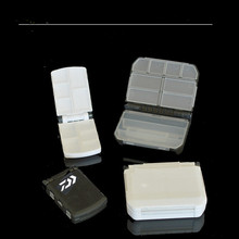 Storage-Case Tackle-Box Fishing-Lure Daiwa Small-Size Hook Spoon Bait Compartments Cheap