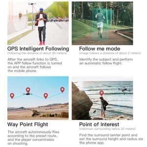 Image 4 - Rc dört pervaneli helikopter SG906 Drone GPS 4K HD kamera 5G WIFI FPV fırçasız motor katlanabilir Selfie Drones profesyonel 800m uzun mesafe