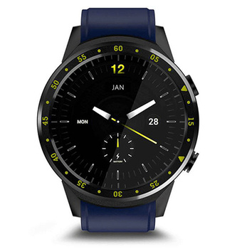 New F1 smart watch GPS + Beidou positioning SIM / T card heart rate health detection multiple sports communication watches