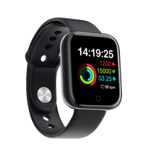 2019 I5 Smart Fascia Del Braccialetto Con Il Cuore rate Monitor ECG Pressione Sanguigna IP68 Inseguitore di Fitness Wrisatband Intelligente Orologio per iphone(China)