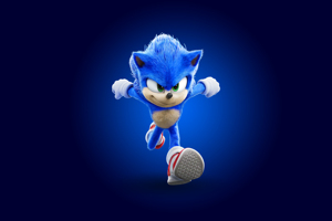 Image 5 - Circle Round Background Plinth Cover Backdrops Sonic theme Boys Birthday Party Backdrop Studio Banner