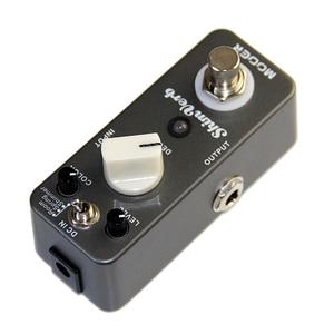 Image 4 - Mooer ShimVerb Digital Reverb Guitar Effect Pedal Mini Guitar Pedal 3 Reverb Modes for Electric Guitar True Bypass Guitar Parts