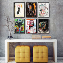 Плакаты и принты настенные картины для гостиной улица джинс