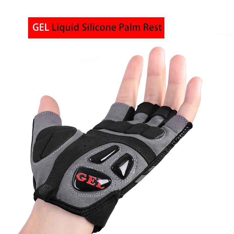 Bike Gloves Mens and Womens Mountain Bike Gloves Cycling Gloves New