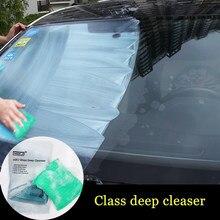 Removedor de riscos do carro líquido esponja vidro limpador profundo para lexus is es gs gx ls500h nx lx lx lc rc 200 250 570