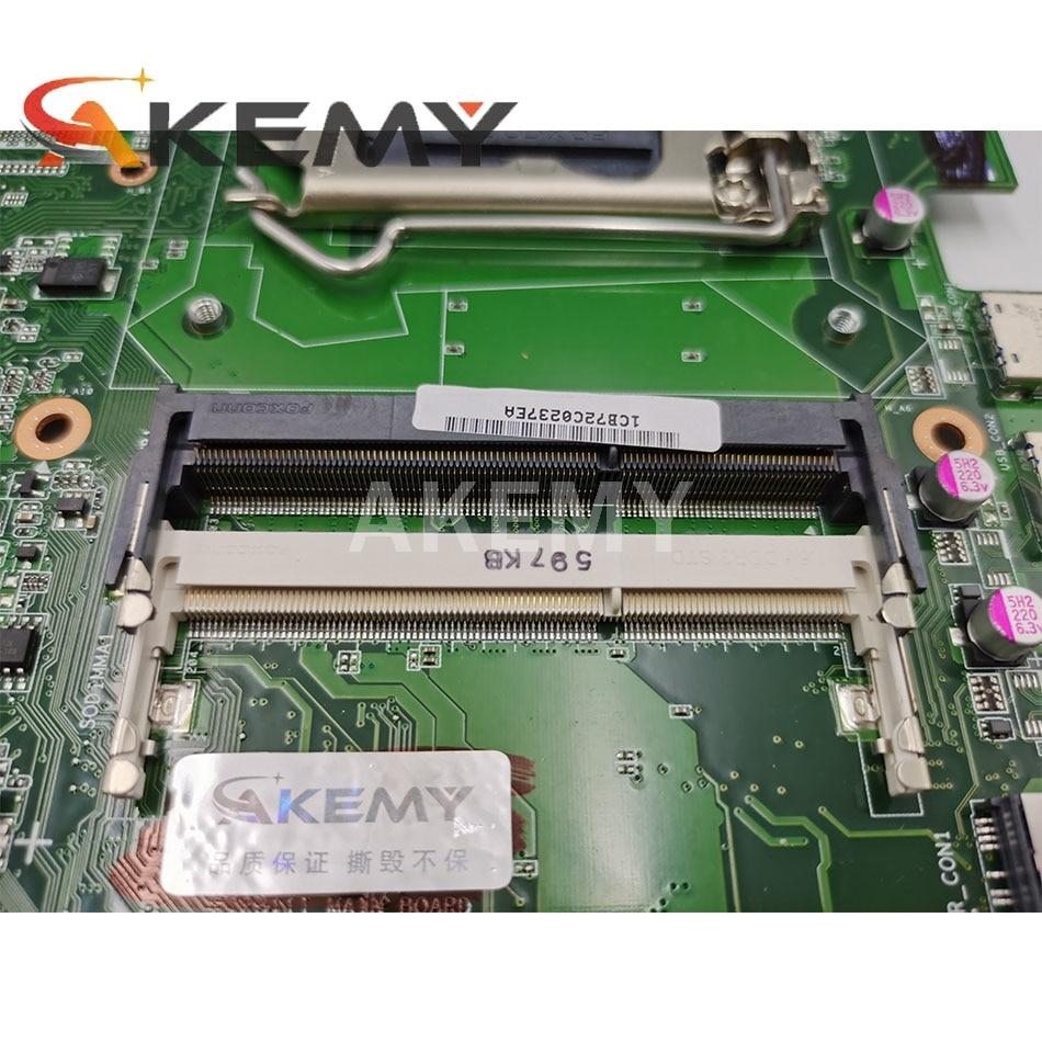 New Akemy ET2311I REV 1.4 Mainboard For ASUS ET2311I ET2311 All-in-one Motherboard 100% Test OK GMA 6