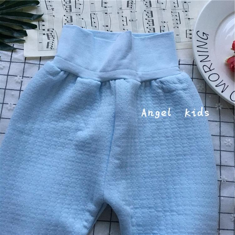 Tonytaobaby Winter New Boys and Girls Baby Pure Cotton Children's Home Wear Pajamas Set Thickened