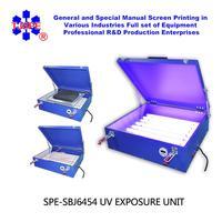 006841 SPE-SBJ6454 unidade de exposição uv precisa expondo a máquina