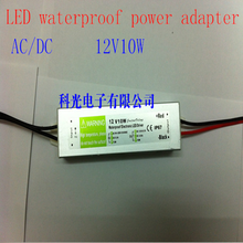 waterproof LED power supply 12V 24V 10W 15W power adapter IP67 transformer AC100-240V to 12v for strip