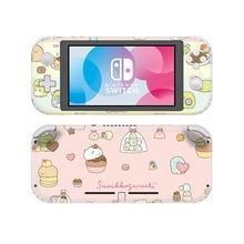 Sumikko Gurashi NintendoSwitch cilt Sticker çıkartma kapak Nintendo anahtarı için Lite koruyucu Nintendo anahtarı Lite cilt Sticker