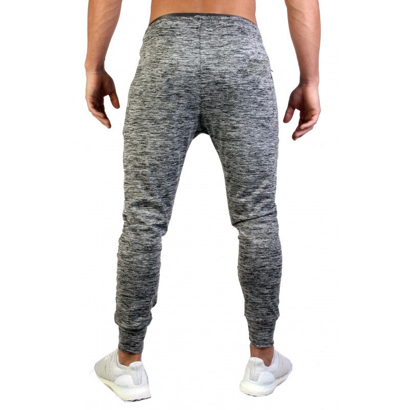 Image 5 - FRMARO Mens Joggers Casual Pants Fitness Men Sportswear Tracksuit Bottoms Skinny Sweatpants Trousers Gyms Jogger Track Pants-in Skinny Pants from Men's Clothing